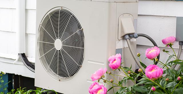 riscaldare casa senza gas pompa di calore